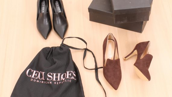 Beautiful Black Leather Shoes And Suede Brown Shoes – Shoes New Collection – CeciShoes